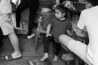 Girl at the market, Bangkok