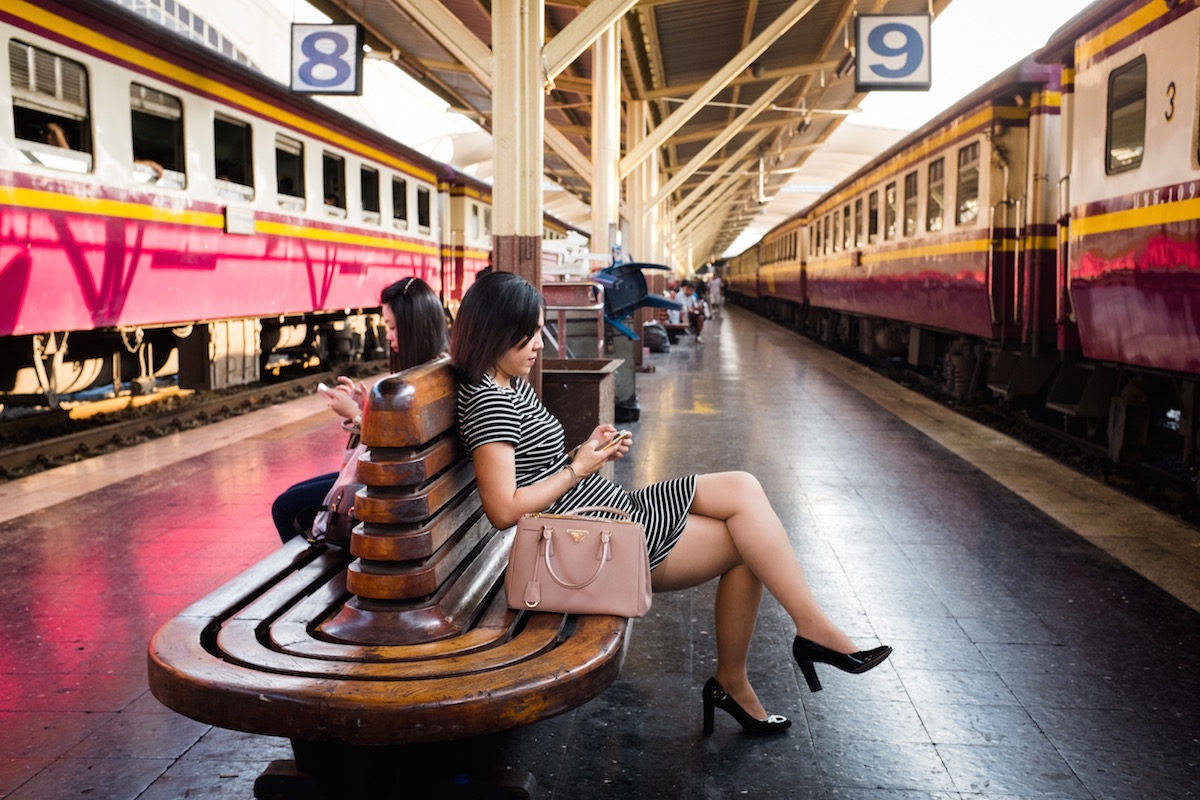 Hua Lamphong Bangkok
