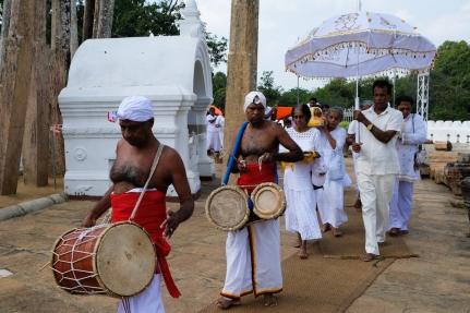 Anuradhapura celebration