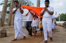 Anuradhapura street photography