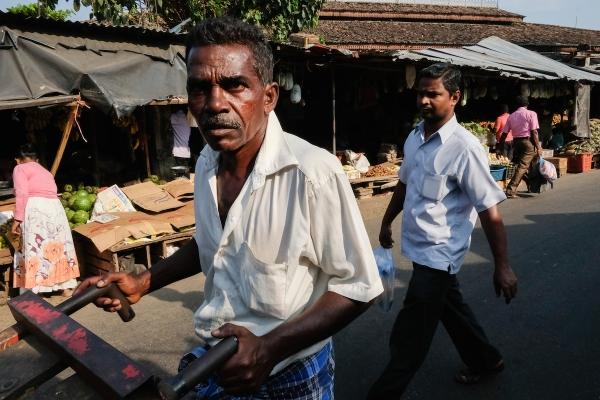Colombo market street photography