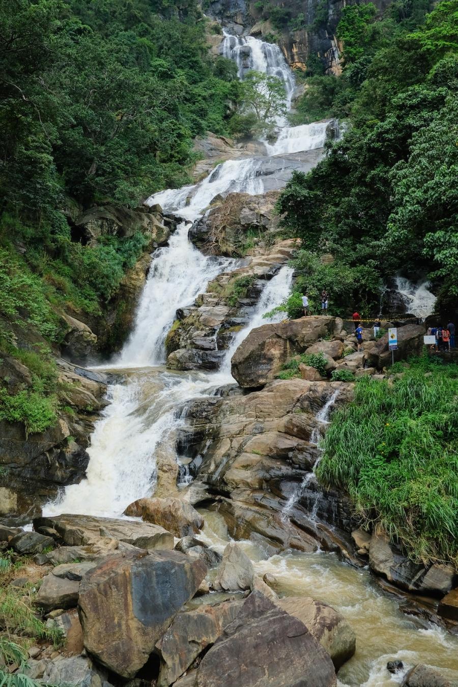 Ella waterfall