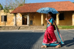 Photo of the Week: Sari in Galle