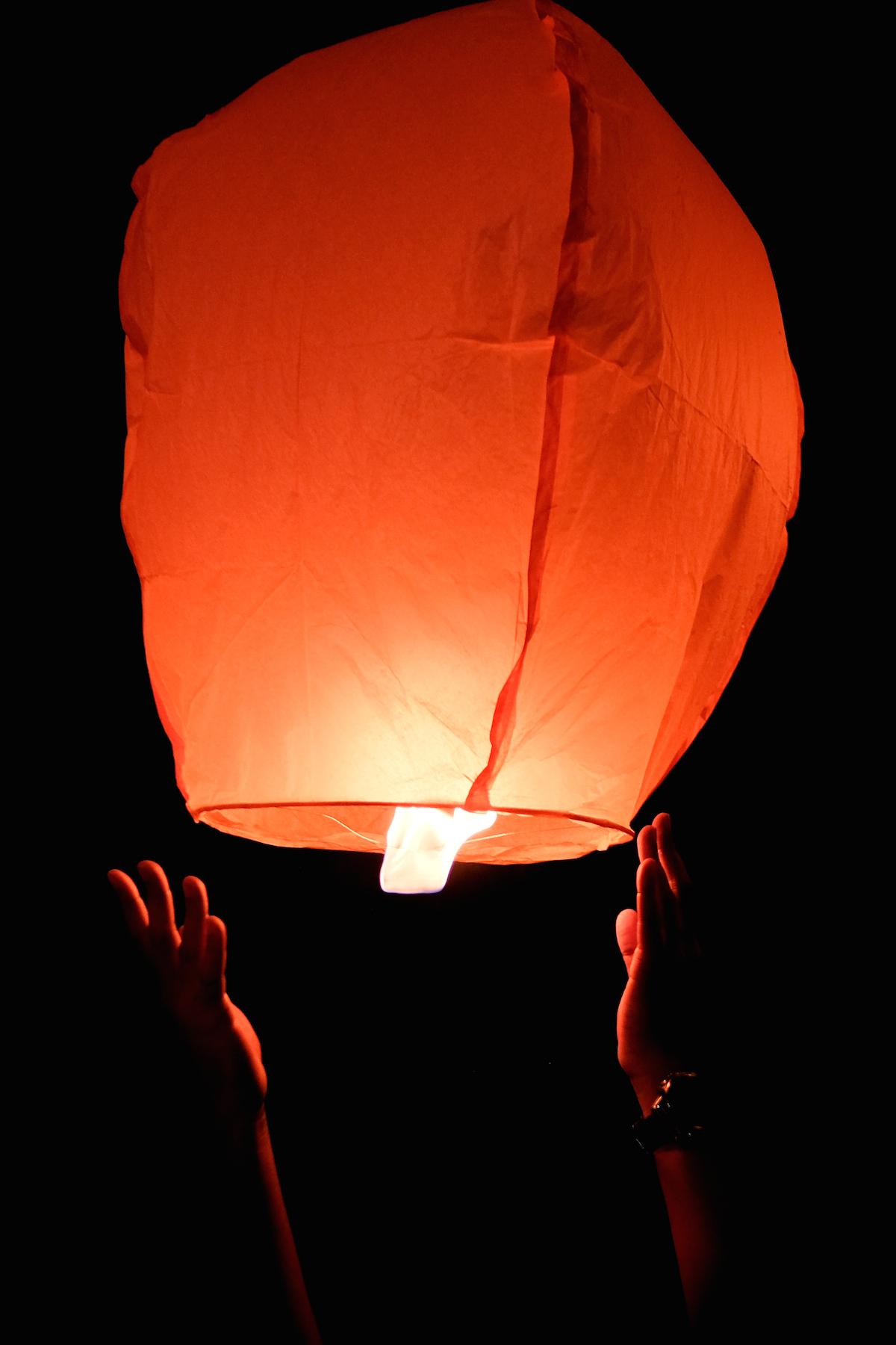 lantern festival Colombo