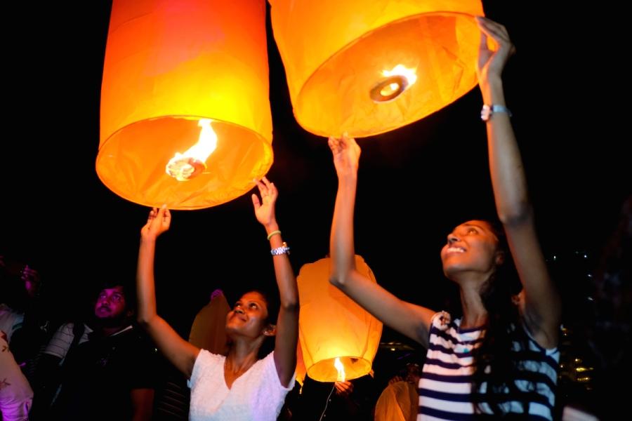 Colombo lantern festival