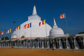 Serendepity in Anuradhapura