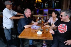 Ho Chi Minh City bar