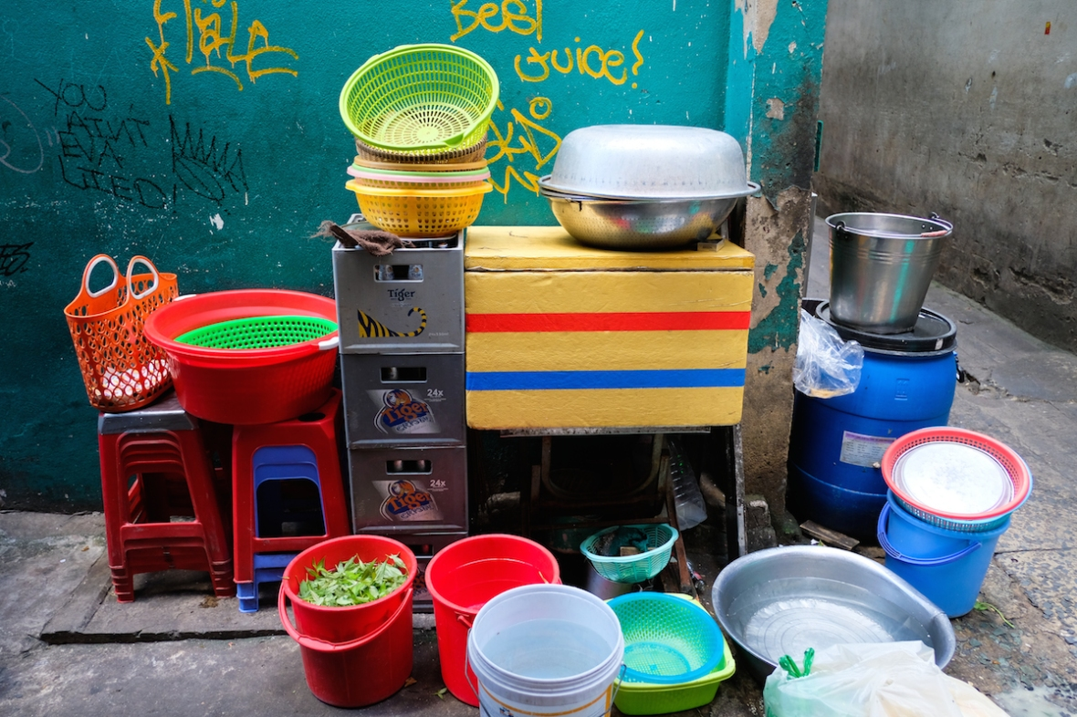 Saigon Color