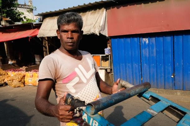 Pettah Colombo market