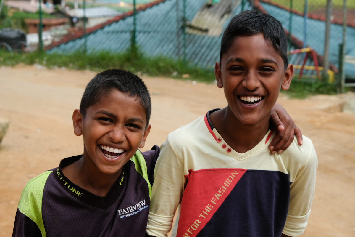 Sri Lanka Smiles