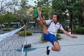 Photo of the Week: Takraw