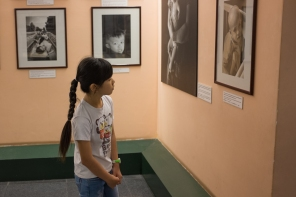 Girl at war museum
