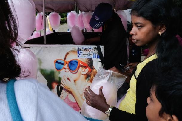 cotton candy Sri Lanka