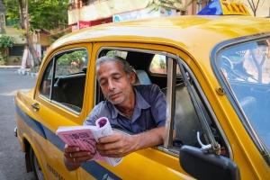 Kolkata Street Photo Taxi