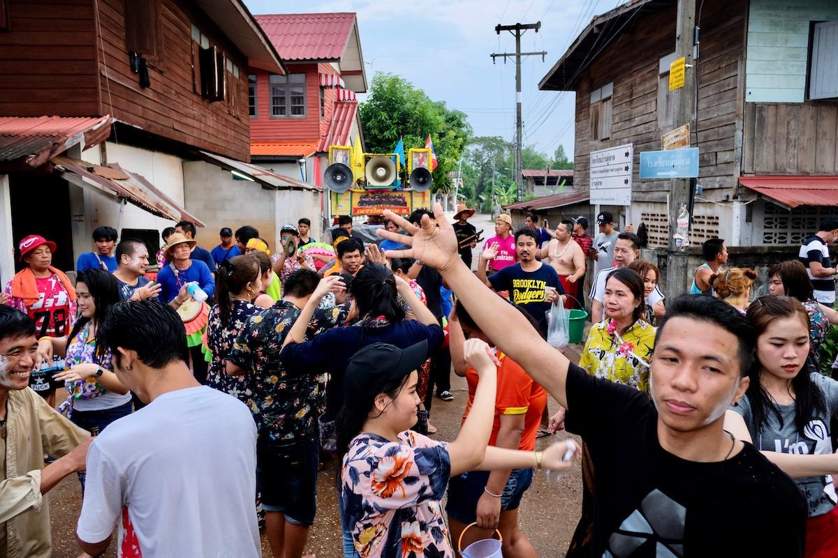 Songkran Isaan