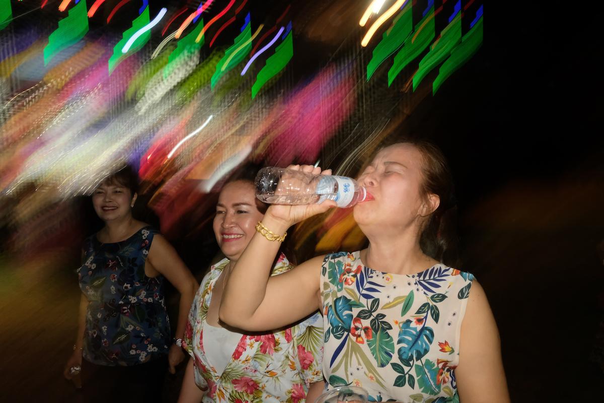 Isaan Drinking2