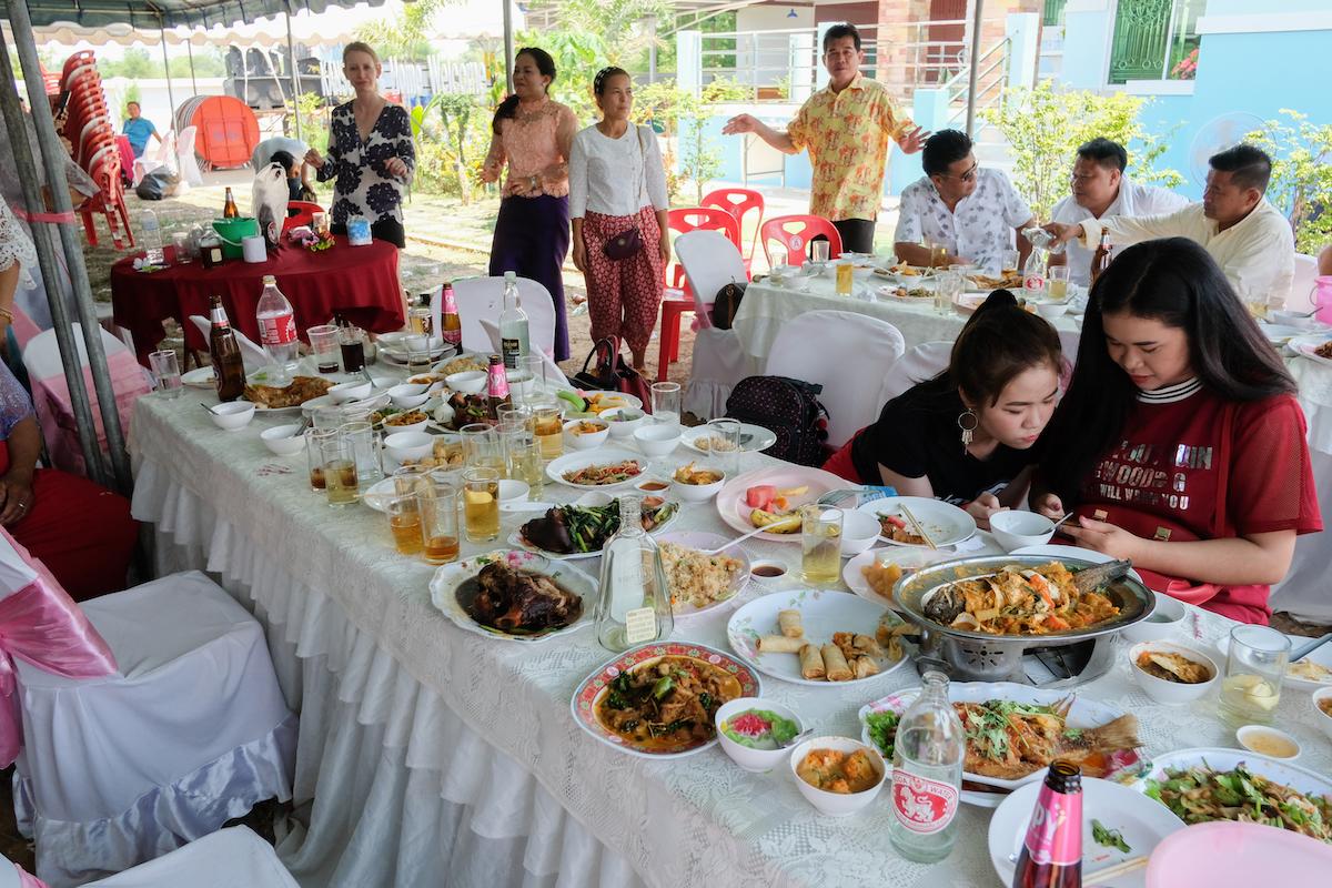 Isaan Thai New Year