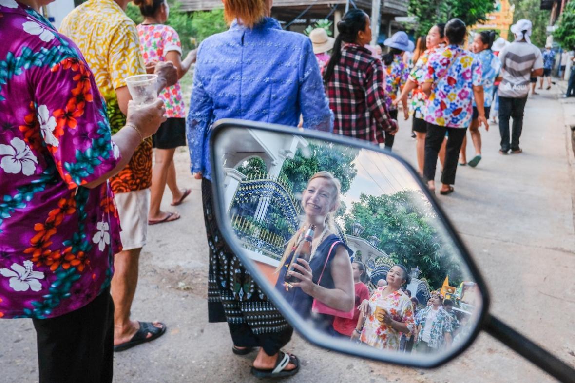 Thai New Year Parade