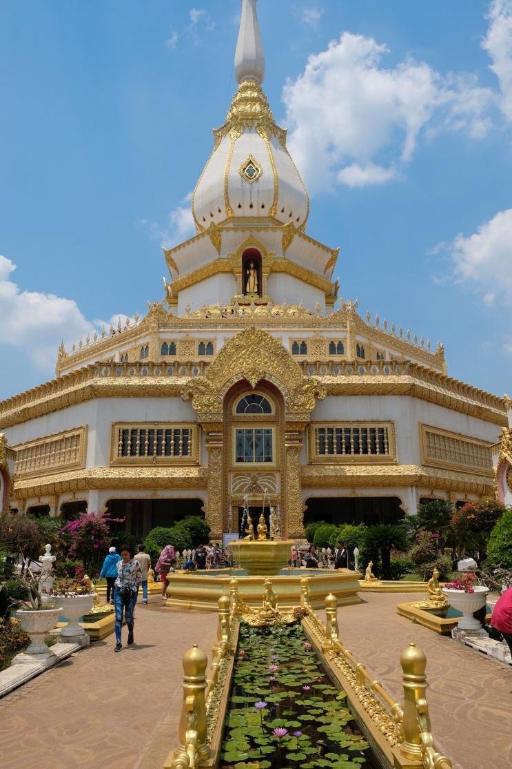 Yasothon temple2