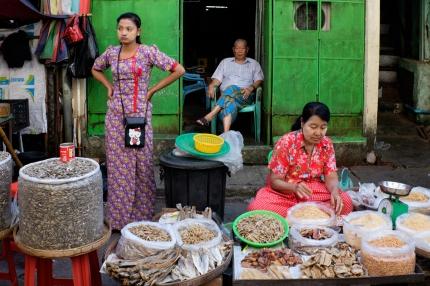 Myanmar Street Photography