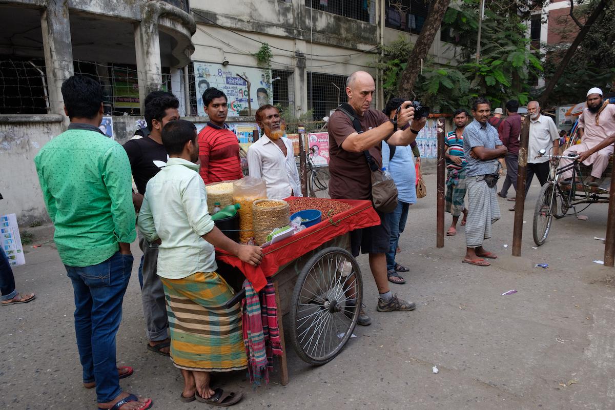Dhaka Street Photo
