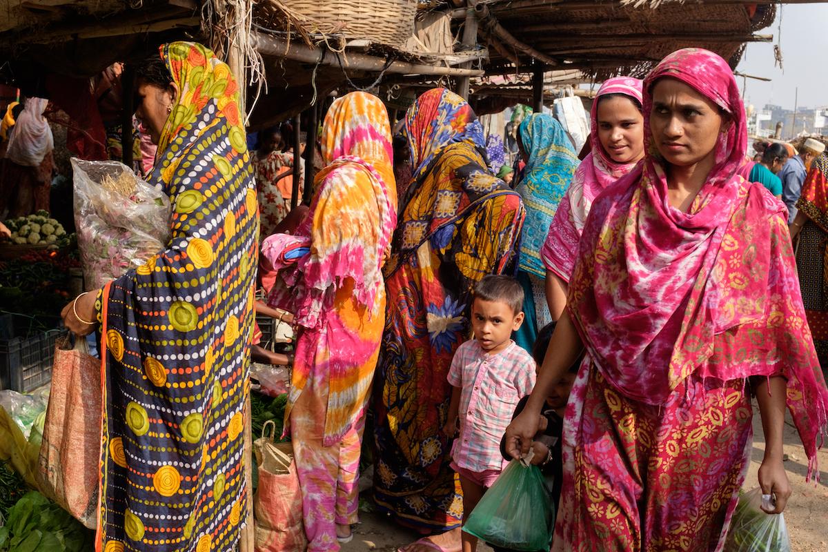 Dhaka Street Photography Market
