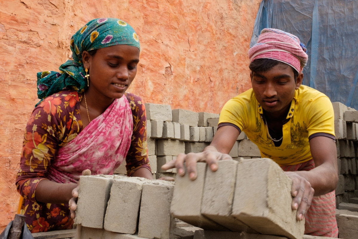 Photo Essay: The Brick Factories of Dhaka