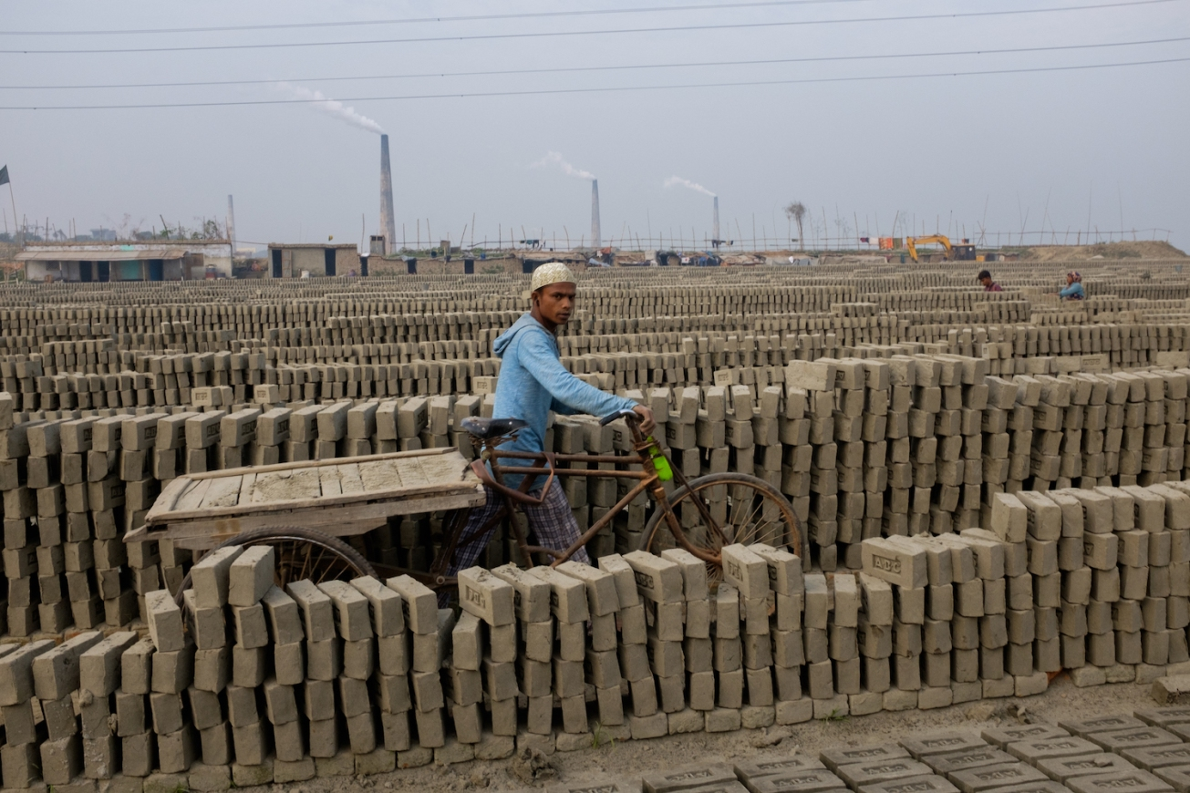 Dhaka Brick Factory