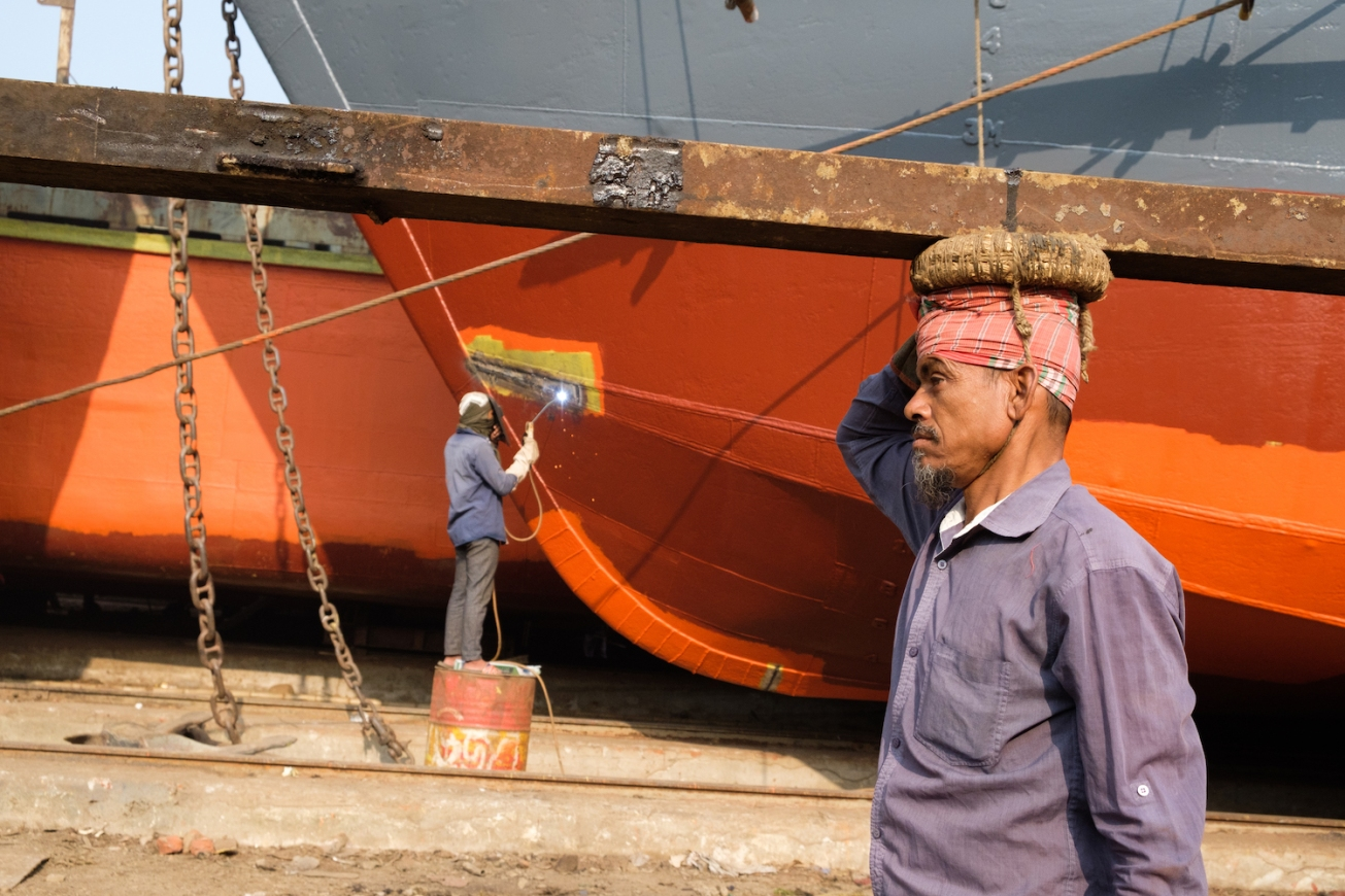 Dhaka Shipyards