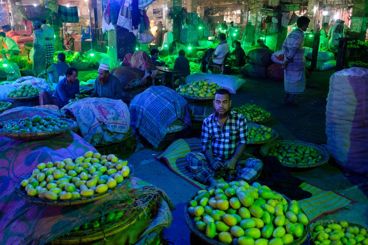 Dhaka Market Green