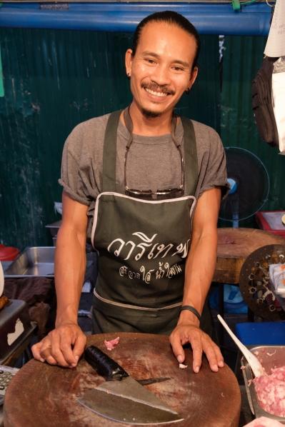Phimai Thailand Night Market