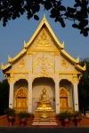 Thai Wat sunrise