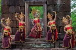 Phanom Rung Festival Dancers