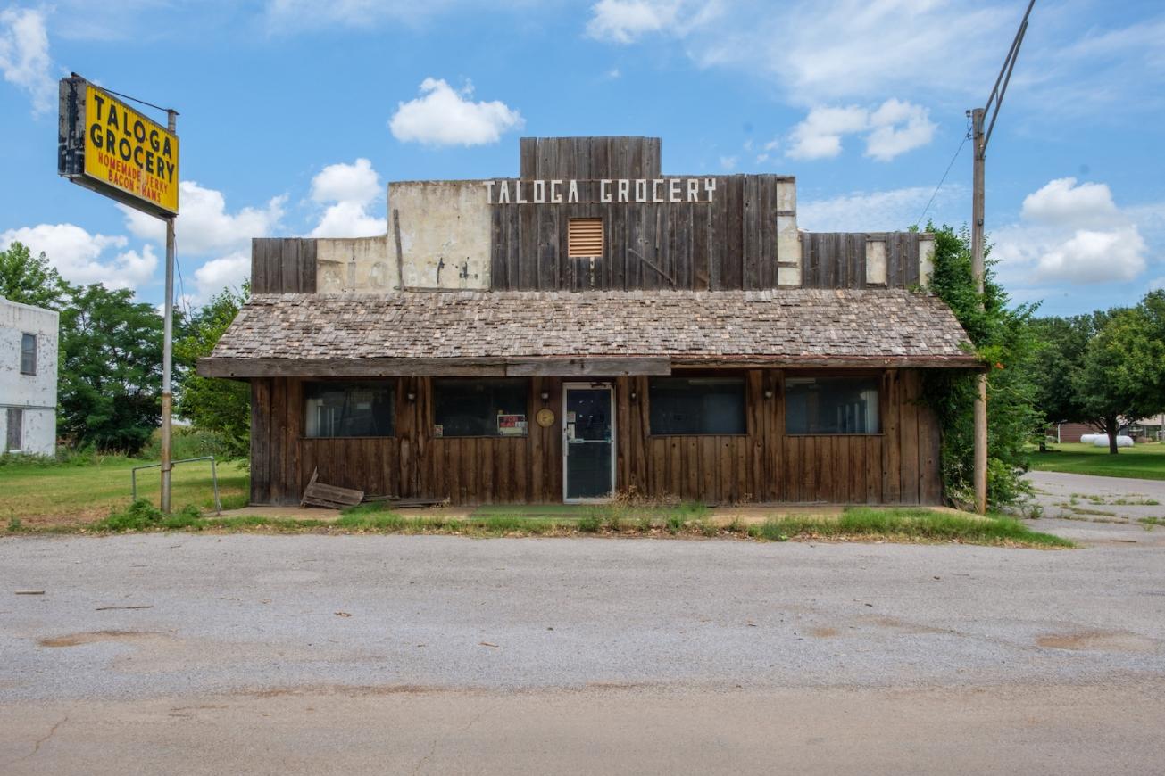 Taloga Oklahoma