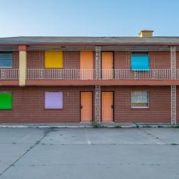 Glancy Motel.