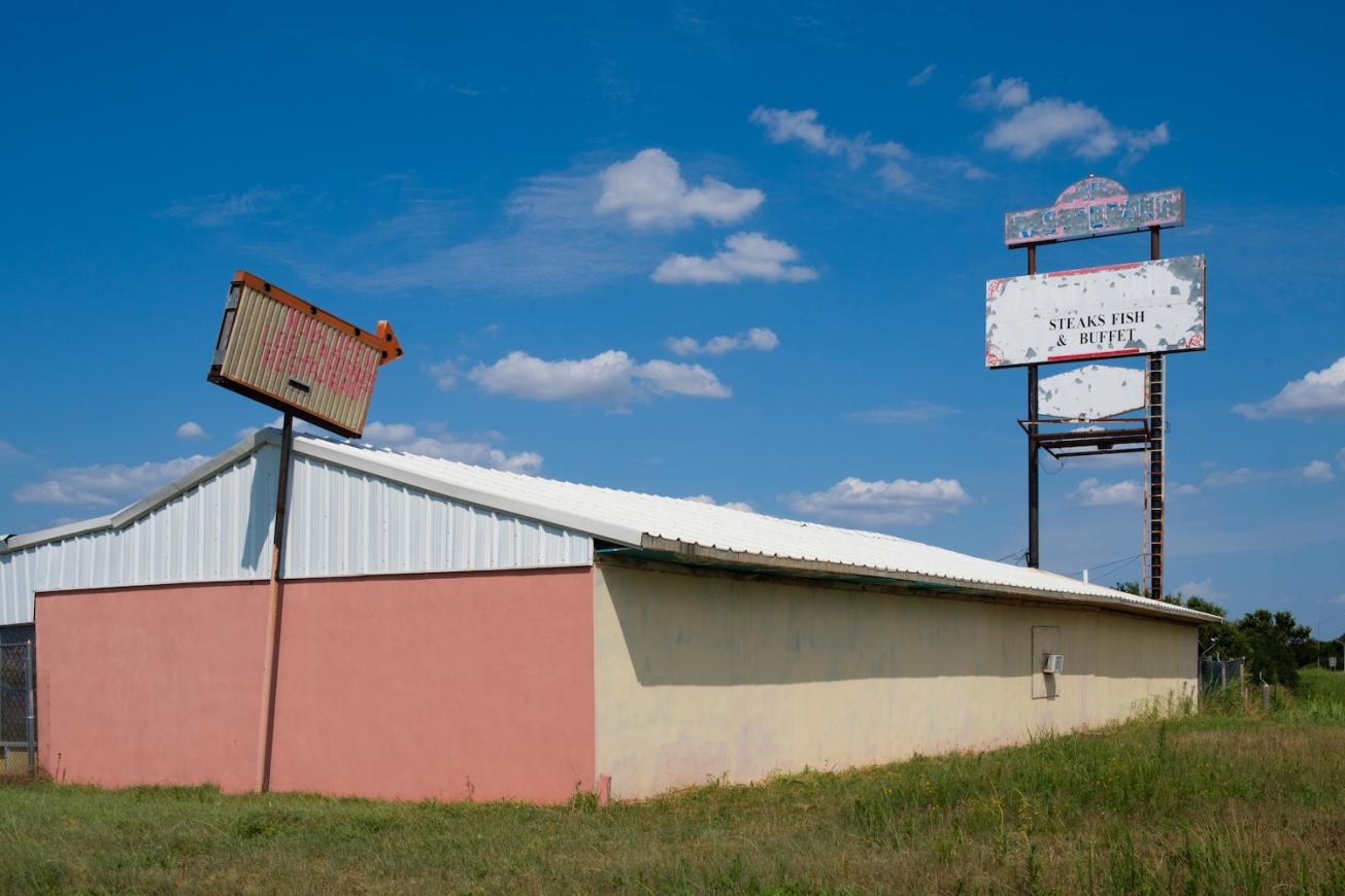 Defunct restaurant