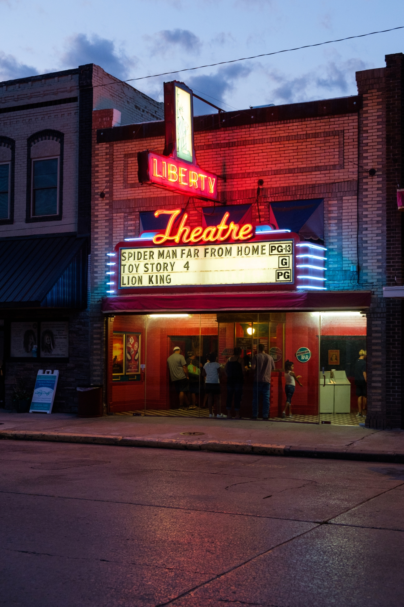 Liberty Theater Carnegie
