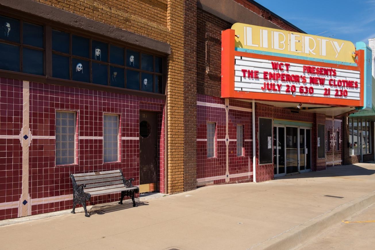 Watonga Liberty Theater