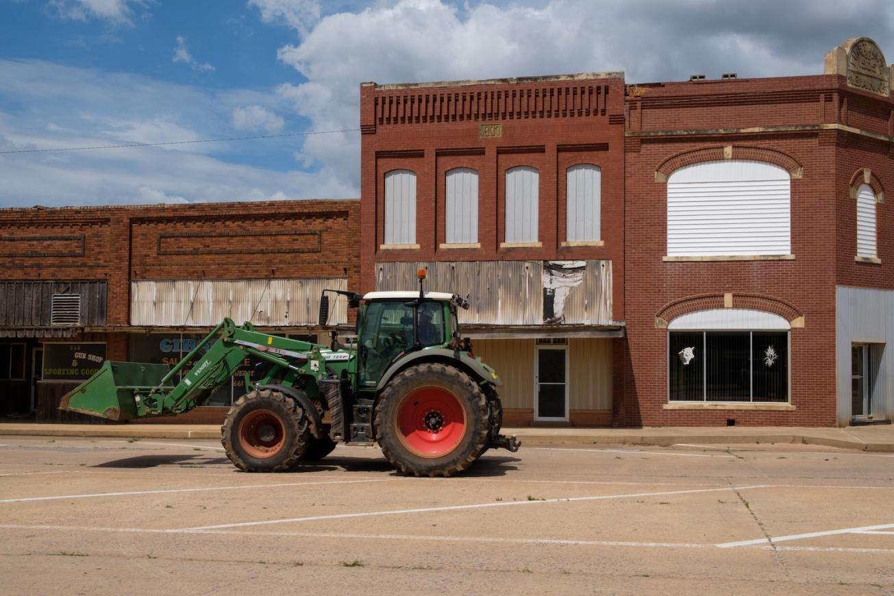 Thomas Oklahoma