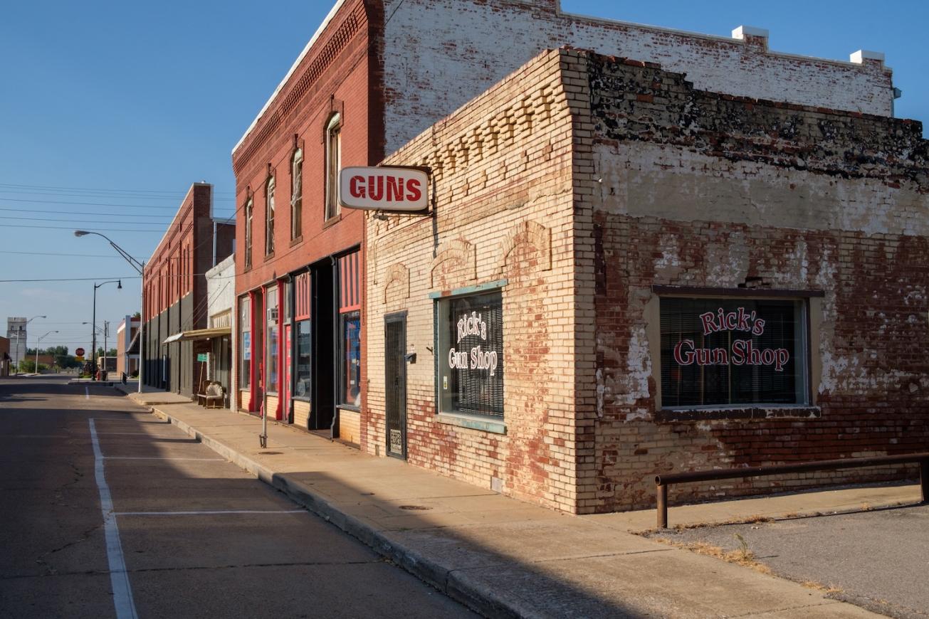 Rick's Guns Woodward Oklahoma