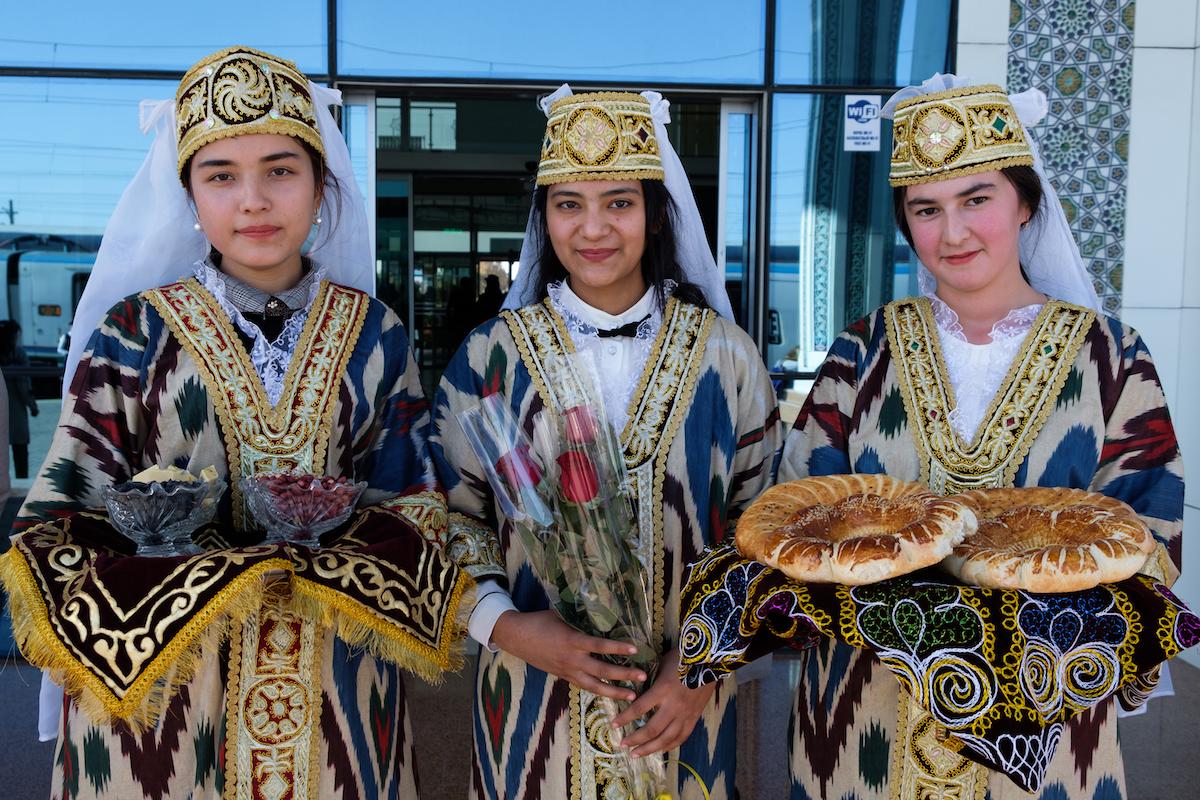 Bukhara Uzbekistan Street Photography