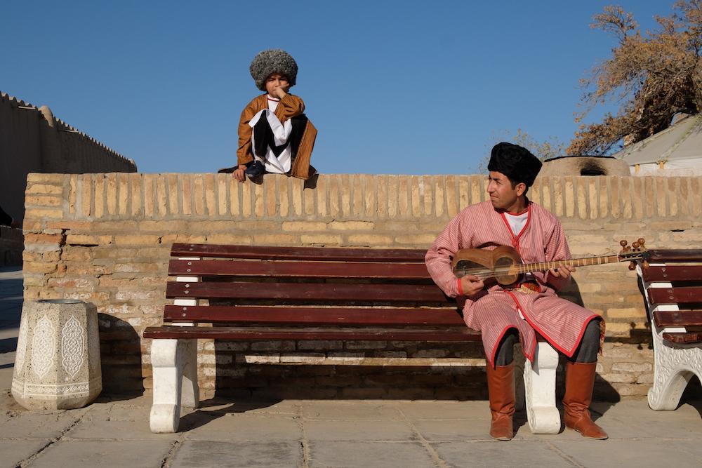 Uzbekistan street photography