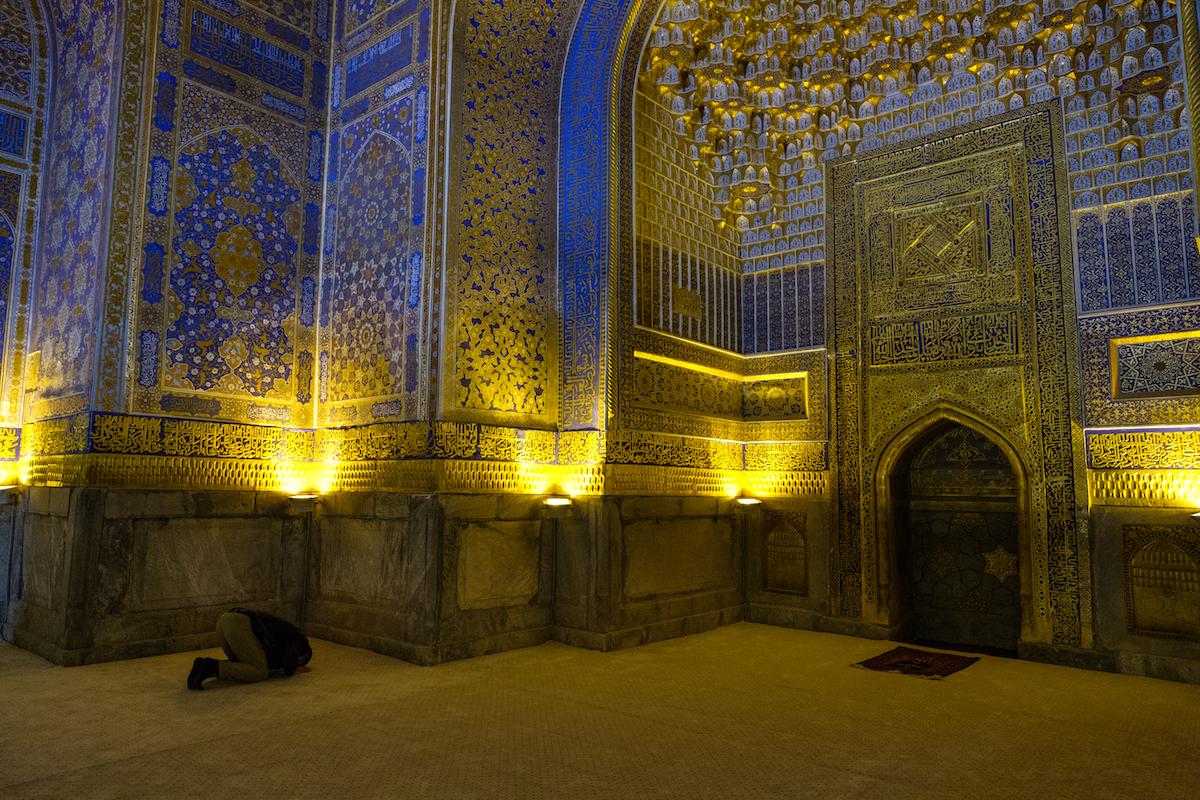 Tillya-Kori Madrasah