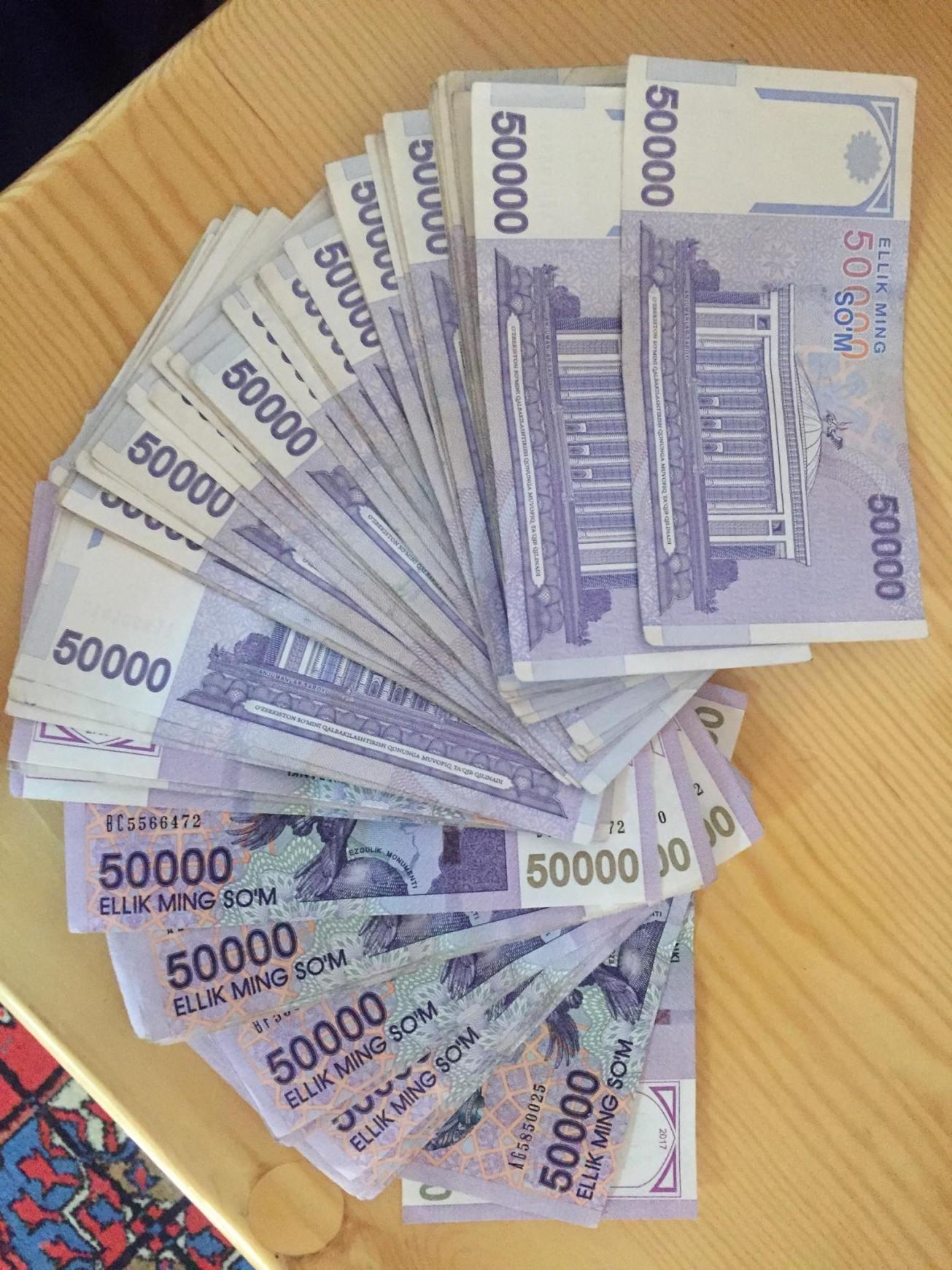 Uzbek Cash