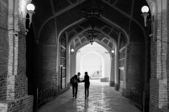 Bukhara in Black and White