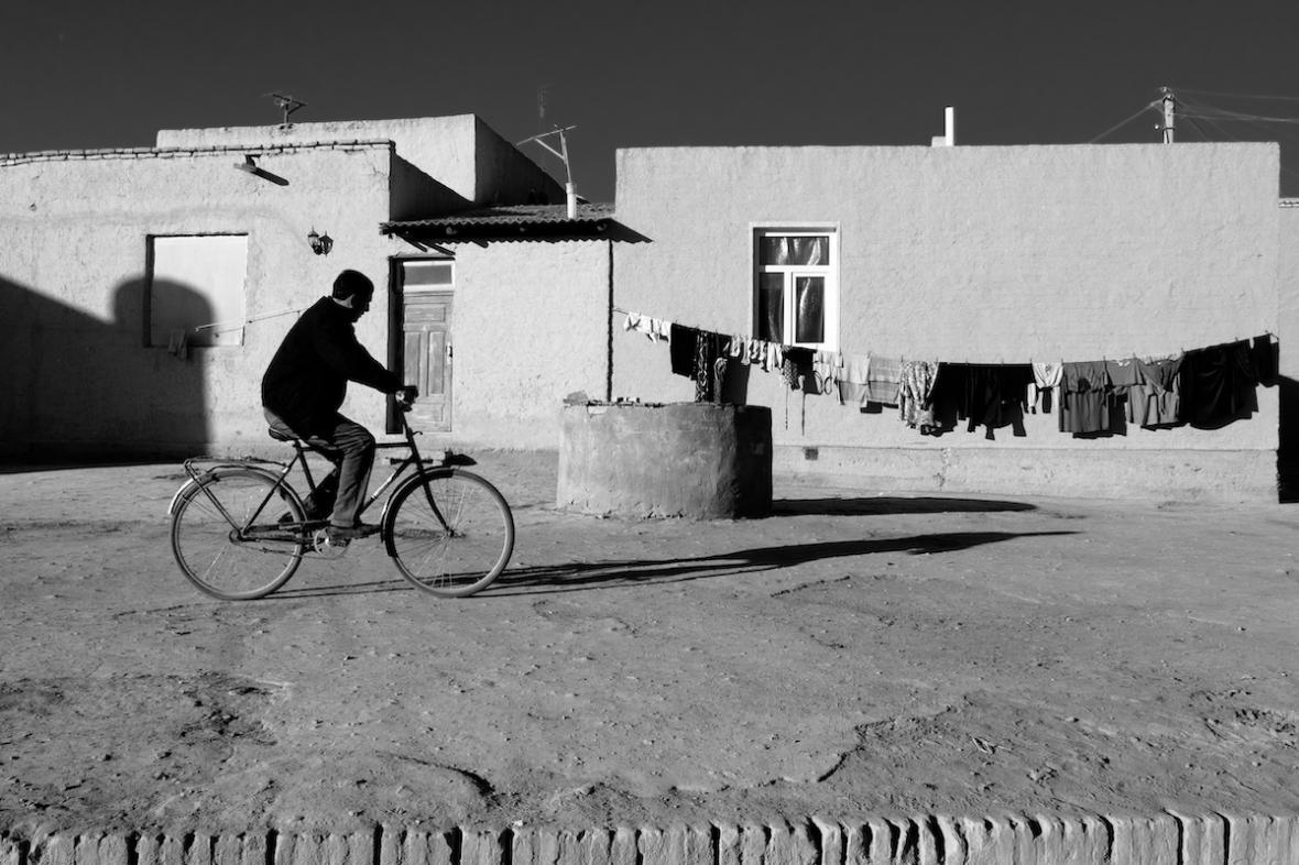 Uzbekistan in Black and White