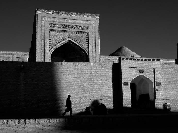 Uzbekistan in Black and White