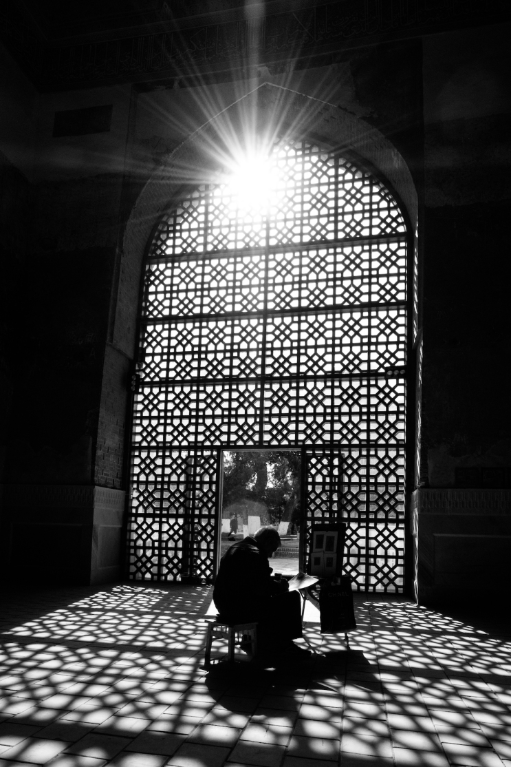 Light and Shadow in Samarqand