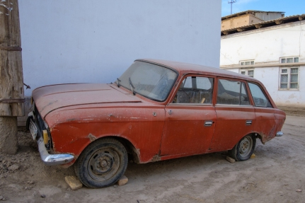 Khiva cars