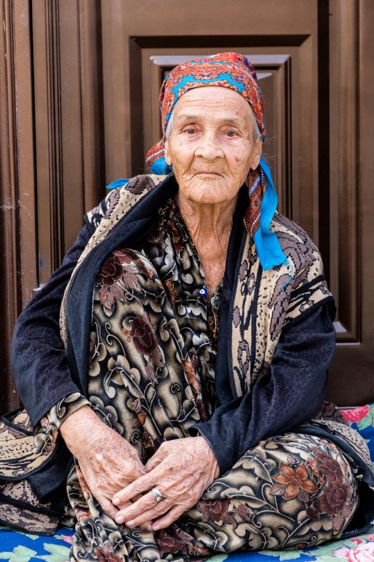 Khiva woman